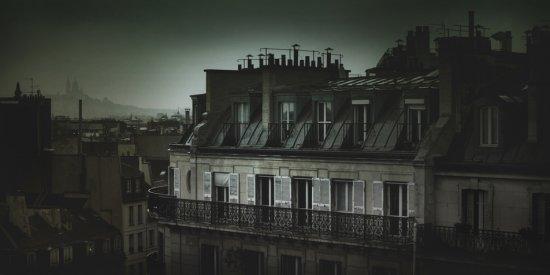 Rooftops of St Germain de Pres 02